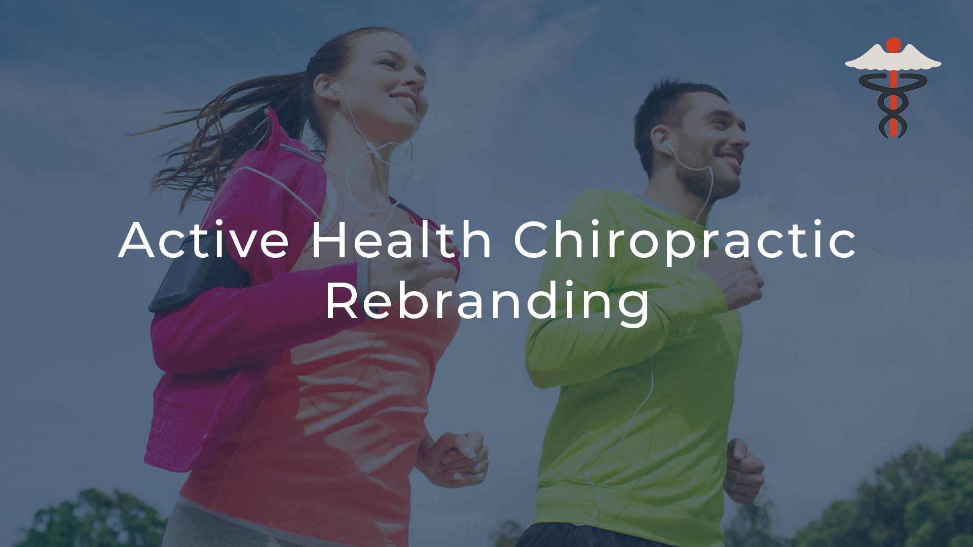 Active Health Chiropractic Hereford Rebranding
